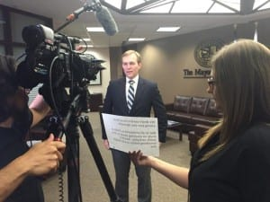 GOED Mayor McAdams | Love Communications