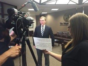 GOED Mayor McAdams | Love Communications