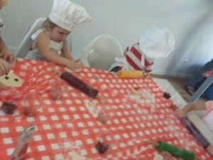 Lil Chef Birthday Party